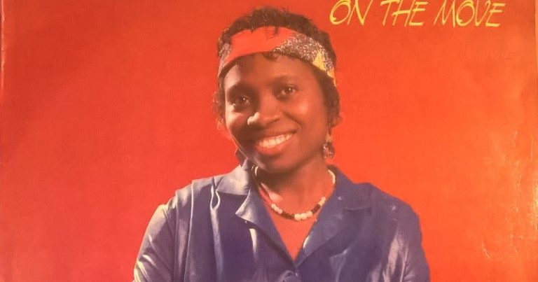 Happy Birthday' (1988) By Evi Edna Ogholi- Nigeria's First